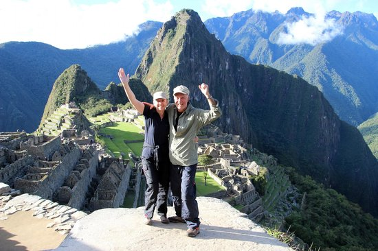 Camino Inca: We're on top of the world!