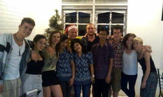 Mambo Restaurant: Merry Christmas 2013