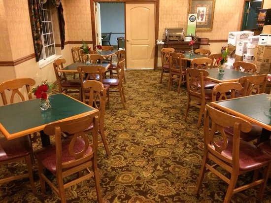 Country Inn & Suites By Carlson, Chicago O'Hare Northwest: Breakfast room