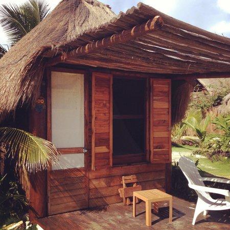 Blue Kay Mahahual : Bluebay Mahaual a unos pasos de la playa cómodo, buen servicio pero los baños son compartidos