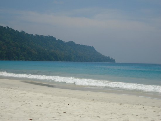 Andaman Bubbles: The Beach.....