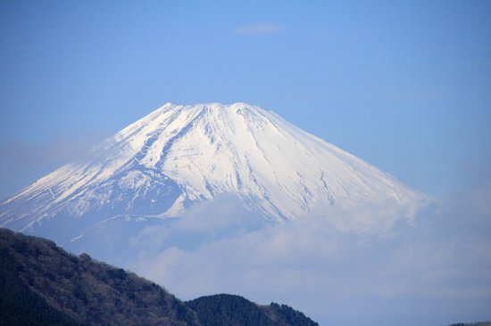 Hakone Hotel : Mt.Fuji