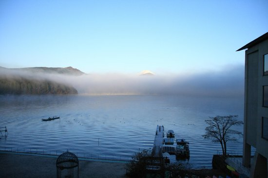 Hakone Hotel : Mt.Fuji and Lake Ashi