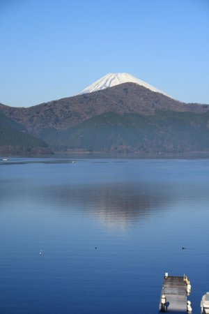 Hakone Hotel: Mt.Fuji and Lake Ashi