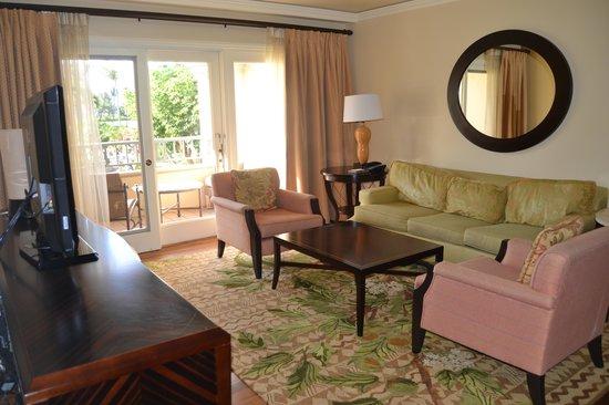 The Ritz-Carlton, Kapalua: Our Living Room