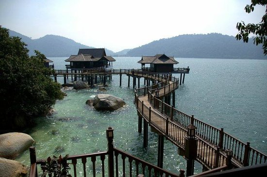 Pangkor Laut Resort: Day View