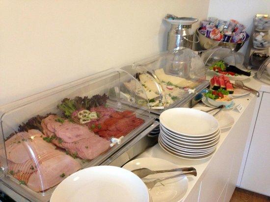 Fraser Residence Budapest: Great Breakfast Choices