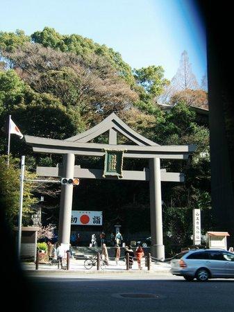 Hie Shrine: 山王 日枝神社