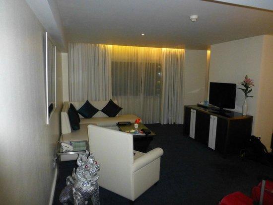 Dream Bangkok : Wohnzimmer