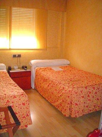 Hotel Villa De Barajas: 客室です