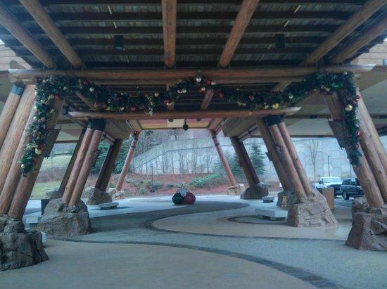 Mohegan Sun Parking Garage : Mohegan sun casino in uncasville connecticut park here