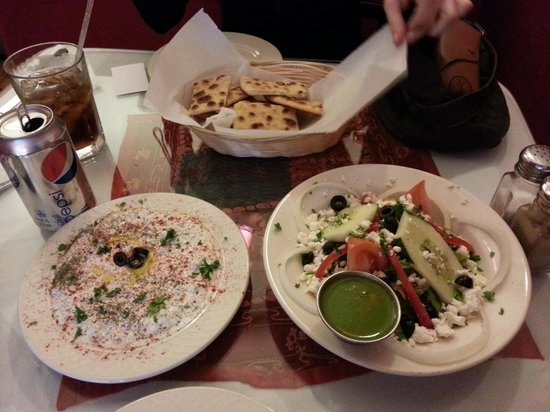 Istanbul Restaurant : great vegetarian food