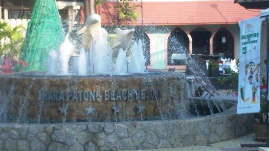 Bay View Resort : Restaurant area