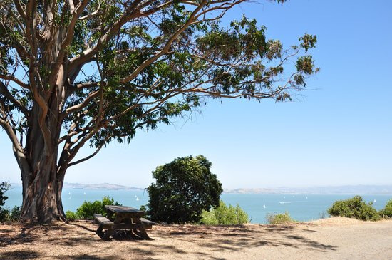 Angel Island State Park: I'll Bring Picnic Here Next Time