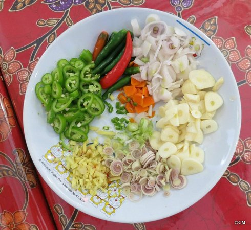 Kata Thai Cooking Class by Sally: Great Class!