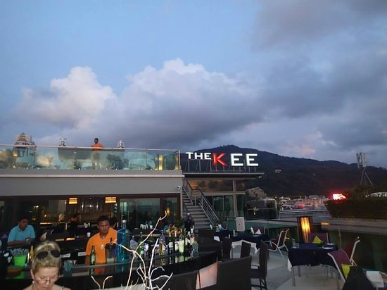 The KEE Resort & Spa: The Kee! Top level of Skybar