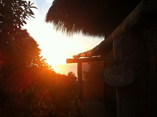 Haramara Retreat: View from room