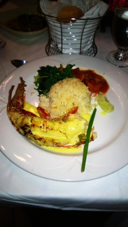 Couples Negril : Lobster night!