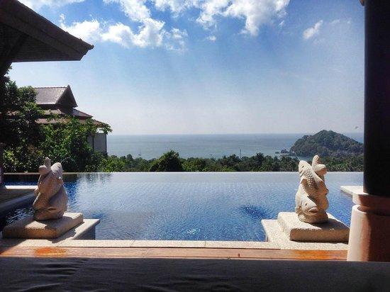 Pimalai Resort and Spa: View from Pool Villa 907