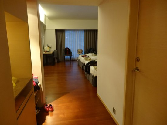 Beauty Inn: Room for 4 persons