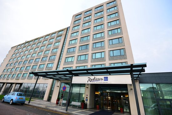 Radisson Blu Hotel Amsterdam Airport: 外観