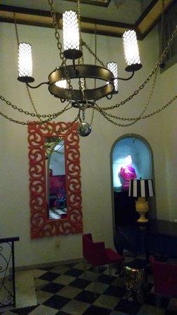 Monastery Art Suites : Lobby Area