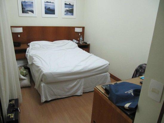 Mar Ipanema Hotel: Bedroom