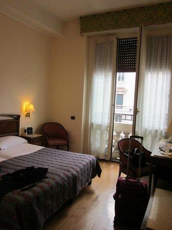 Hotel Continental Genova : Room 232