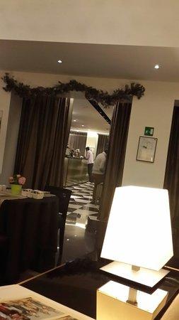 Hotel Milano Scala: Отель
