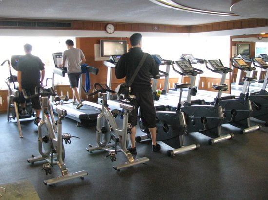 Duangtawan Hotel Chiang Mai : Gym