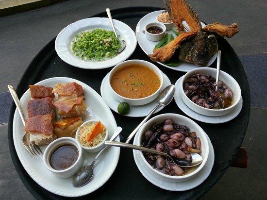 Abe S Restaurant In Trinoma