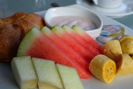 La Pari-Pari Langkawi: Continental breakfast. Delicious.
