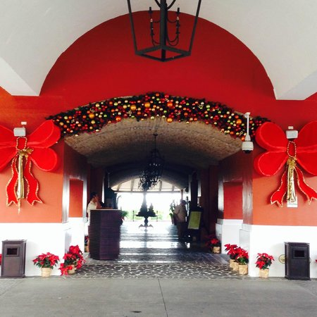Los Suenos Marriott Ocean & Golf Resort: Entrance
