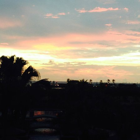 Los Suenos Marriott Ocean & Golf Resort: Sunset