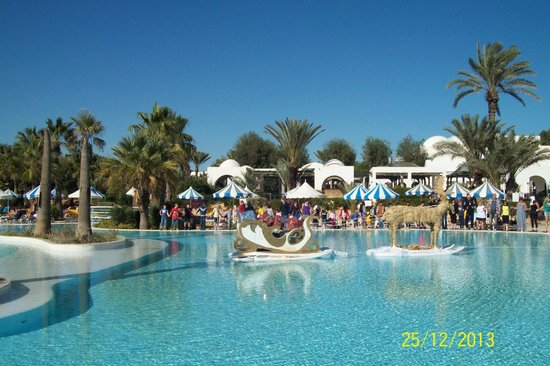 Winzrik Resort & Thalasso Djerba : DANSE