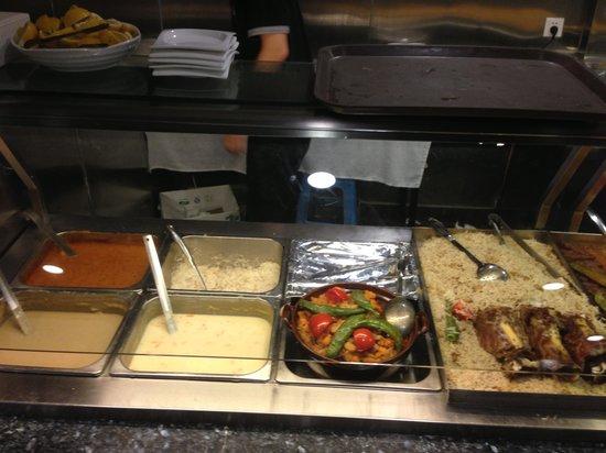 Bosphorus Premium Turkish Restaurant: custom food 1