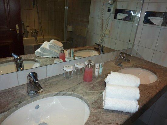 ACHAT Plaza Zum Hirschen : Bathroom