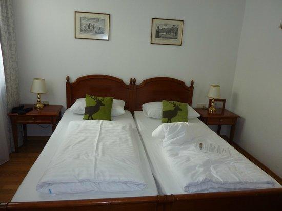 ACHAT Plaza Zum Hirschen : Bedroom 1