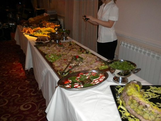 Bank House Hotel, Spa & Golf, BW Premier Collection: Christmas Party Buffet