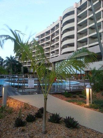 Nouvata : The pool