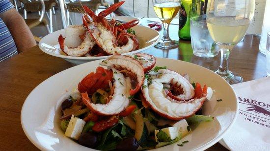 Marron Cafe: Marron Salad