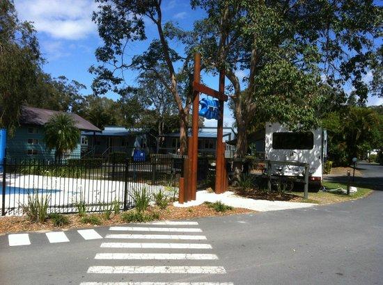 BIG4 Tweed Billabong Holiday Park: Camp site