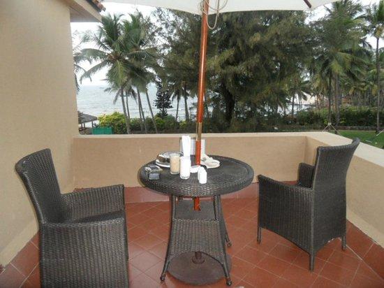 Vivanta by Taj - Fort Aguada, Goa: Room Balcony