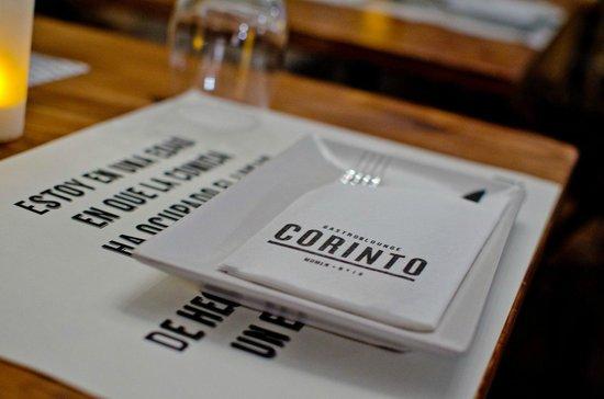 Restaurante foto di corinto gastrolounge valladolid - Restaurante corinto valladolid ...
