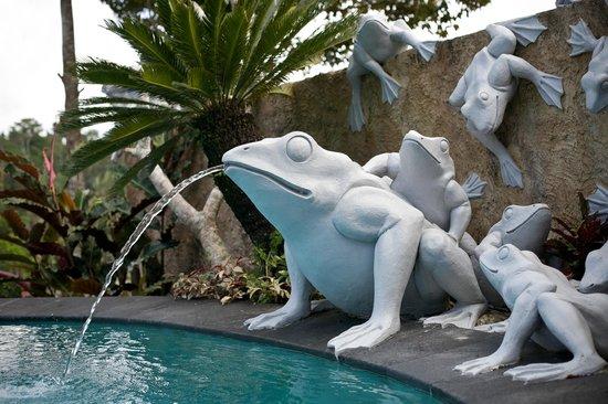 Pondok Sebatu Villa: Pool