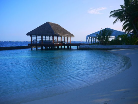 Kurumba Maldives : serene and tranquil..unedited photo
