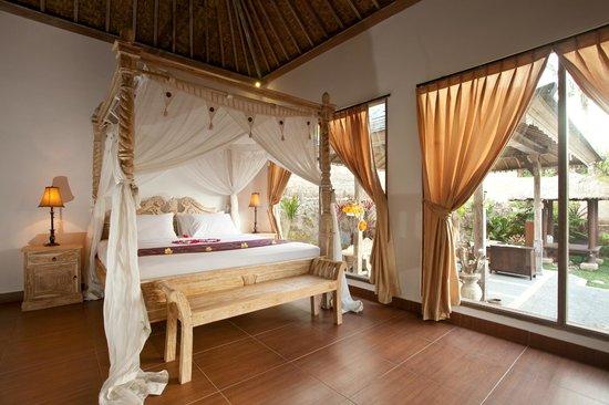 Pondok Sebatu Villa: Guest Room