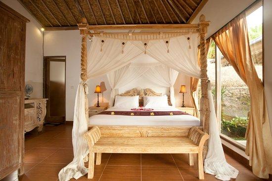 Pondok Sebatu Villa: Room