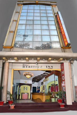 Hotel Heritage Inn Amritsar: FRONT VIEW