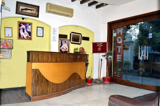 Hotel Heritage Inn Amritsar: RECEPTION